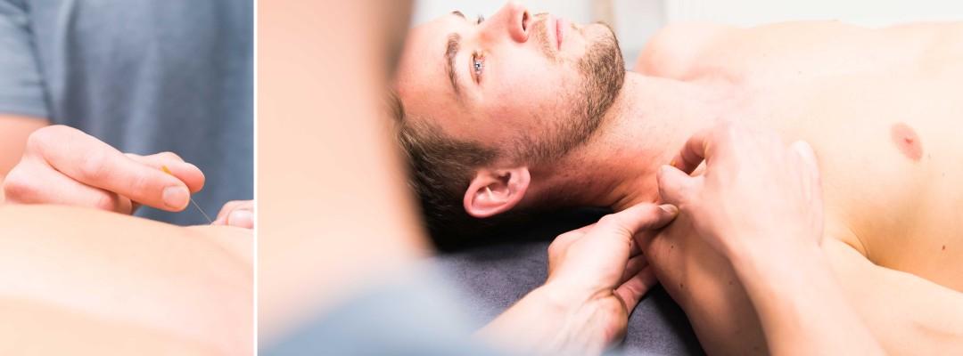 Dry needling amersfoort fysiotherapeut FysioFrey